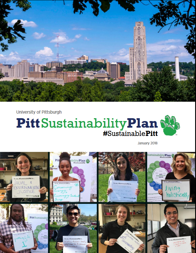 2018 Pitt Sustainability Plan