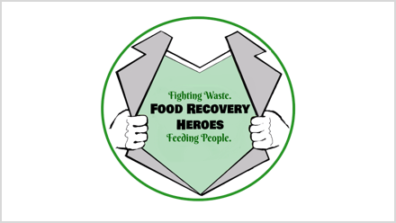 food recovery heroes logo