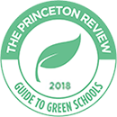 Princeton Review Green Schools 2018 Logo