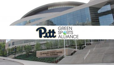 Pitt Athletics Joins Green Sports Alliance