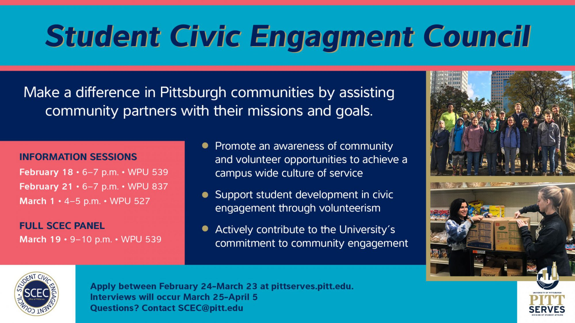 Student Civic Engagement Council