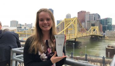Pitt Wins the Sustainable Pittsburgh Challenge, University Division