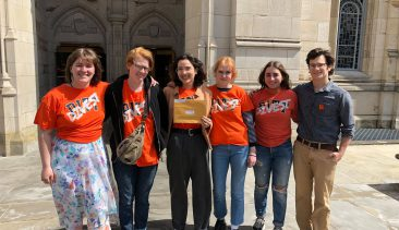 Fossil Free Pitt Coalition Letter to Chancellor, April 3, 2019