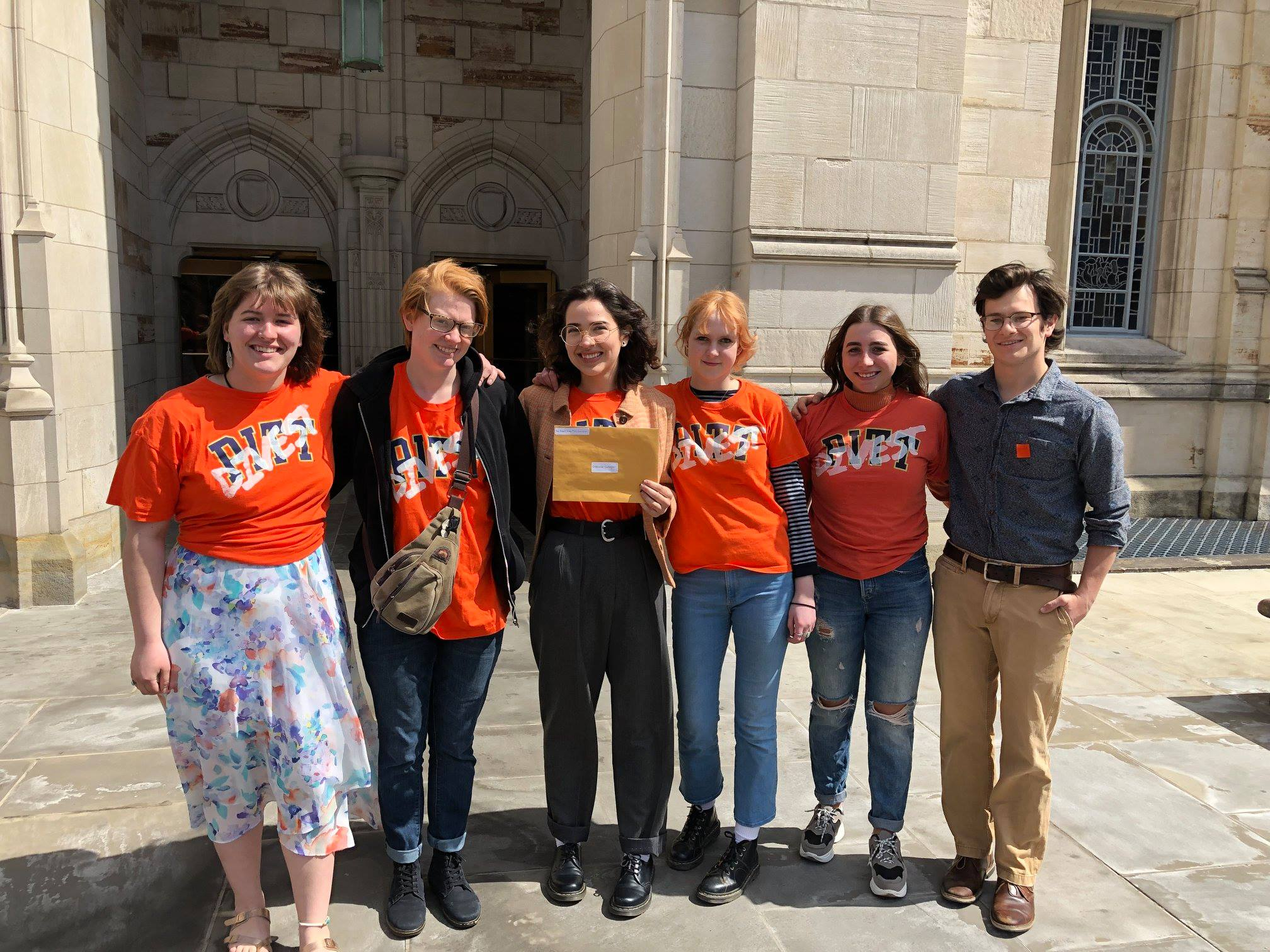 Fossil Free Pitt Letter to Chancellor, April 3, 2019