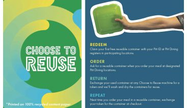 Choose to Reuse: Reusable Containers