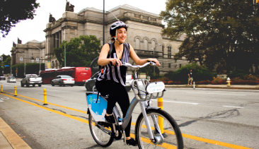 University of Pittsburgh Partners with Healthy Ride: Unlimited 30-Minute Bike Share Rides for Pitt First-Years (2019-20)