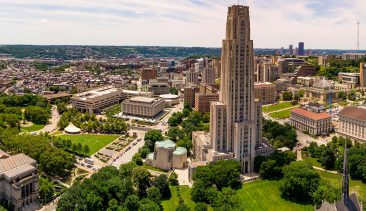 Pitt Sustainability Successes, 2019-20 Academic Year