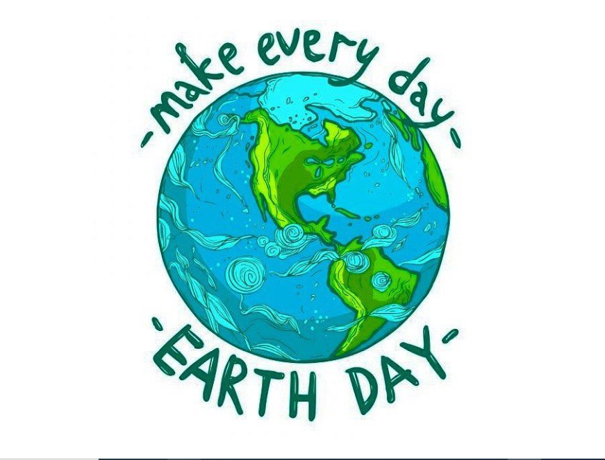 Earth Day 2020 50th Anniversary