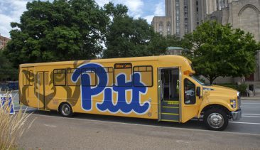 Pitt Shuttles Switch to Propane, Reducing Carbon Emissions