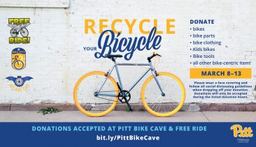 Recycle Your Bicycle 2021