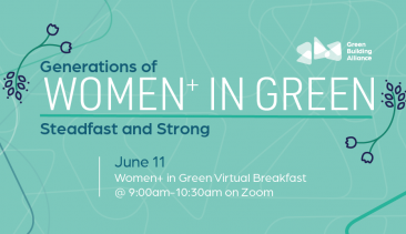 Women+ in Green Breakfast (GBA)