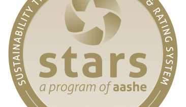 Pitt Sustainability Efforts Recognized as AASHE STARS Gold