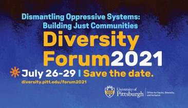 2021 Diversity Forum Proposals Due May 14