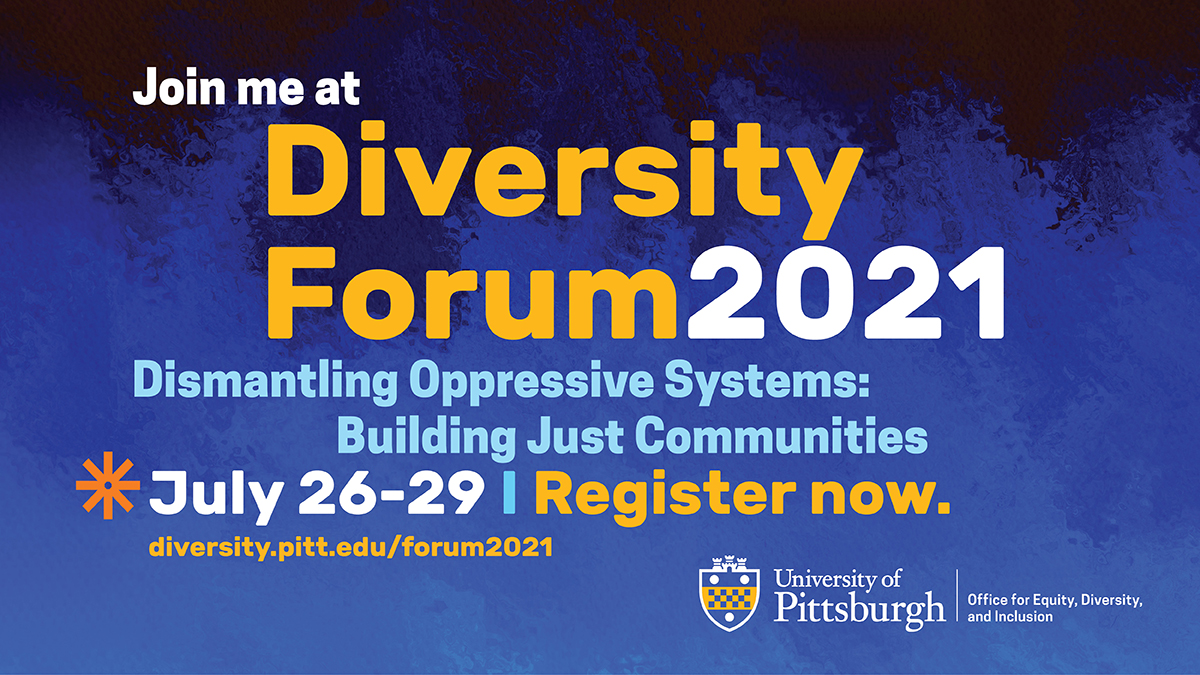 Diversity Forum 2021: Sustainability Sessions