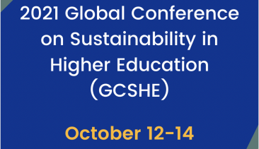 2021 AASHE Global Conference in Sustainability Higher Education